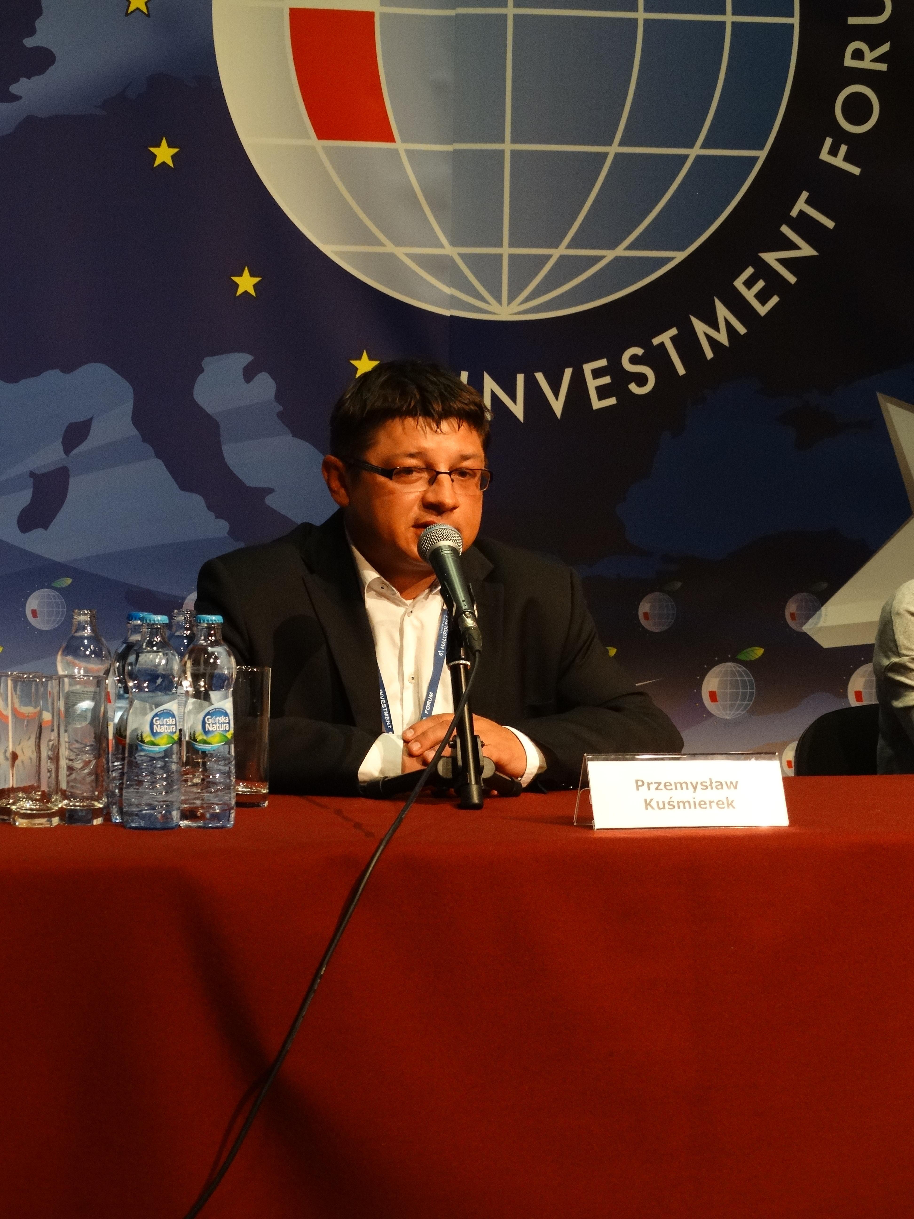Forum Inwestycyjne Kuśmierek