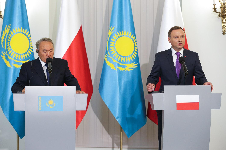 Prezyd Kazachstanu