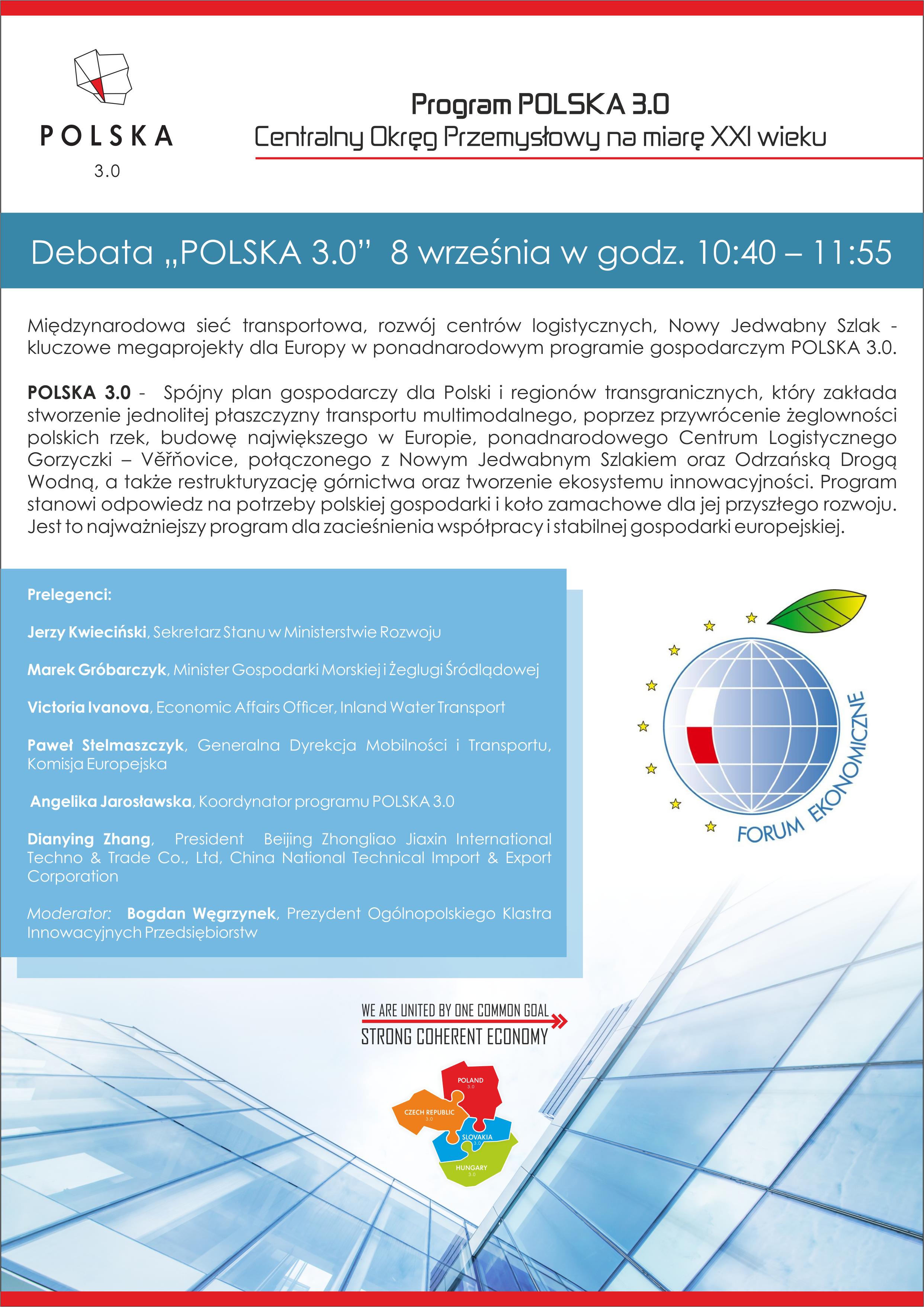 PL 3.0 informacja o panelu